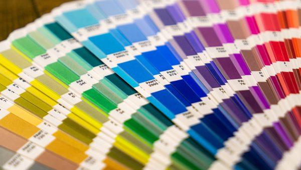 O efeito das cores no cérebro humano